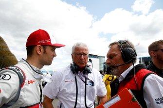 Jamie Green, Audi Sport Team Rosberg with Arno Zensen, Audi Sport Team Rosberg