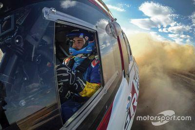 Alonso Toyota Zuid-Afrika test