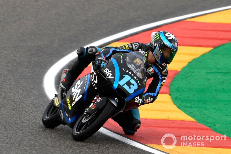 Celestino Vietti - Mejor rookie Moto3