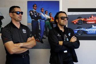 Max Papis and Dario Franchitti