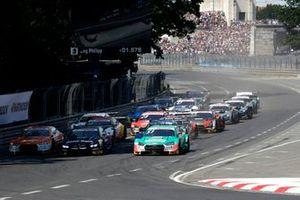 Re start, Nico Müller, Audi Sport Team Abt Sportsline, Audi RS 5 DTM leads