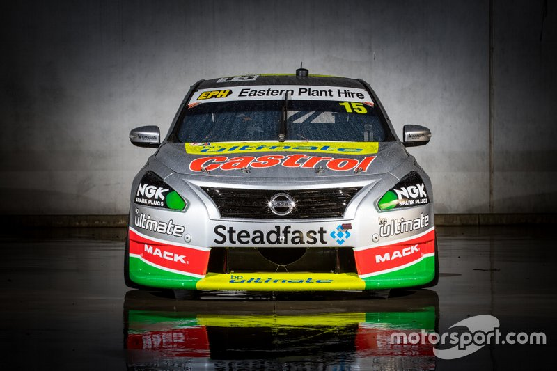 Rick Kelly and Dale Wood, Kelly Racing Nissan Altima