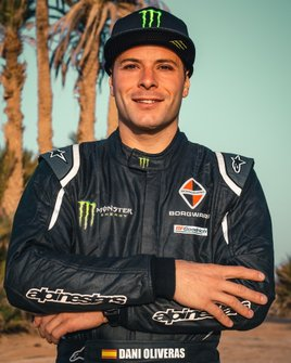 Daniel Oliveras, Borgward Team