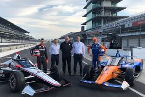 Will Power, Team Penske, Scott Dixon, Chip Ganassi Racing