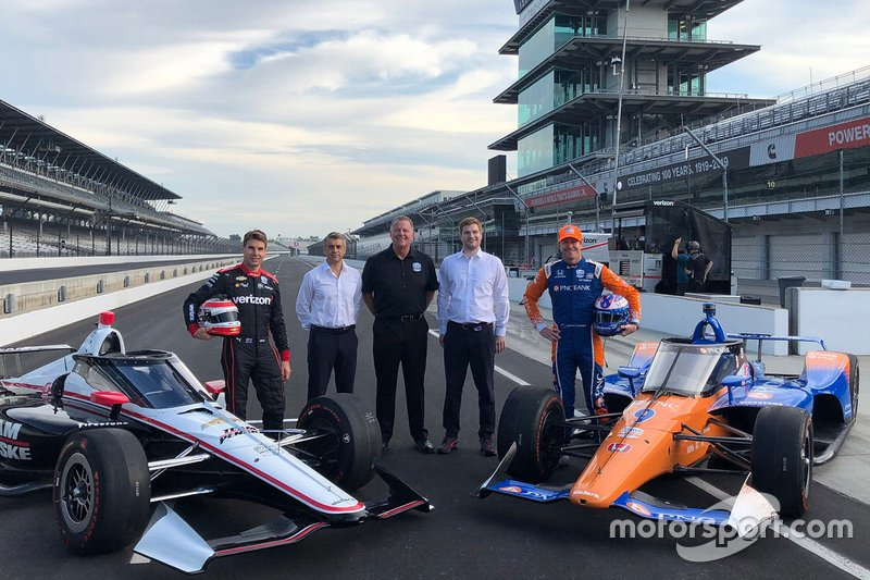 Will Power, Team Penske, Scott Dixon, Chip Ganassi Racing