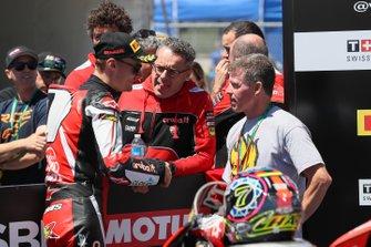Chaz Davies, Aruba.it Racing-Ducati Team, Kocinski