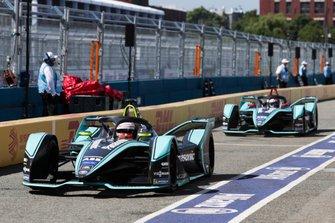Alex Lynn, Panasonic Jaguar Racing, Jaguar I-Type 3 Mitch Evans, Panasonic Jaguar Racing, Jaguar I-Type 3