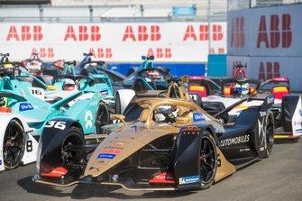 Andre Lotterer, DS TECHEETAH, DS E-Tense FE19 Tom Dillmann, NIO Formula E, NIO Sport 004, Lucas Di Grassi, Audi Sport ABT Schaeffler, Audi e-tron FE05