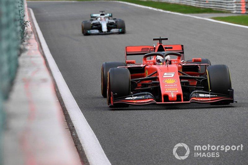 Sebastian Vettel : volta 29