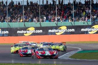 #51 AF CORSE - Ferrari 488 GTE EVO: James Calado, Alessandro Pier Guidi Race