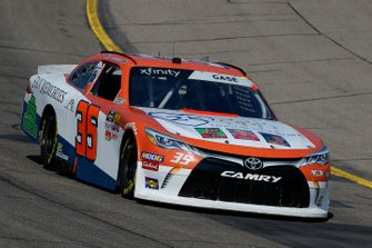Joey Gase, Motorsports Business Management, Toyota Camry Iowa Donor Network