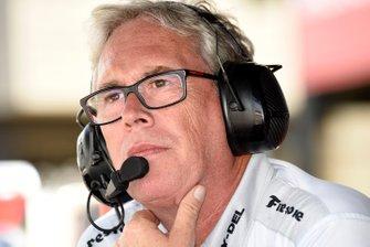 Michael Cannon, ingegnere di pista di Santino Ferrucci, Dale Coyne Racing Honda