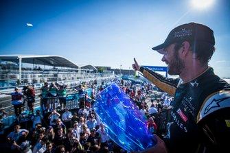 Чемпион Жан-Эрик Вернь, DS Techeetah Formula E Team