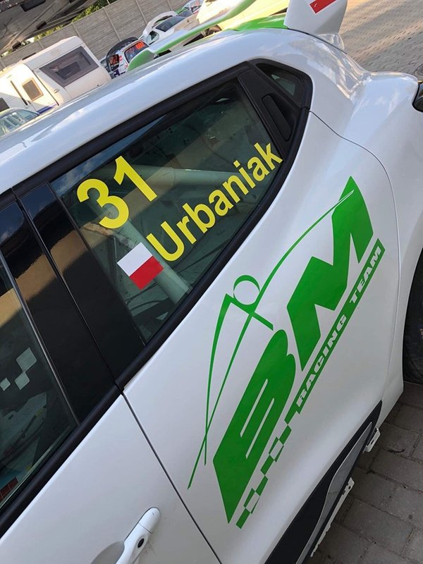 Karol Urbaniak, Renault Clio IV Cup