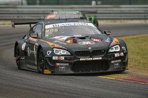 #9 Boutsen Ginion BMW M6 GT3: Marc Rostan, Karim Ojjeh, Gennaro Bonafede, Eric Maris