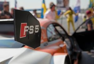 Car of Jamie Green, Audi Sport Team Rosberg, Audi RS 5 DTM