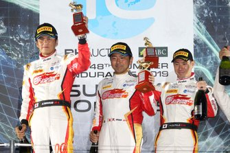 #00 Mercedes-AMG Team Goodsmile | Nobuteru Taniguchi, Tatsuya Kataoka, Kamui Kobayashi