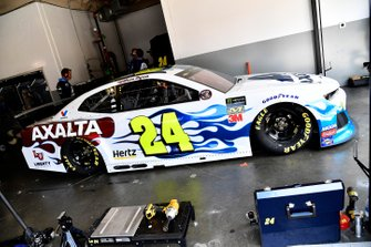 William Byron, Hendrick Motorsports, Chevrolet Camaro Axalta Patriotic