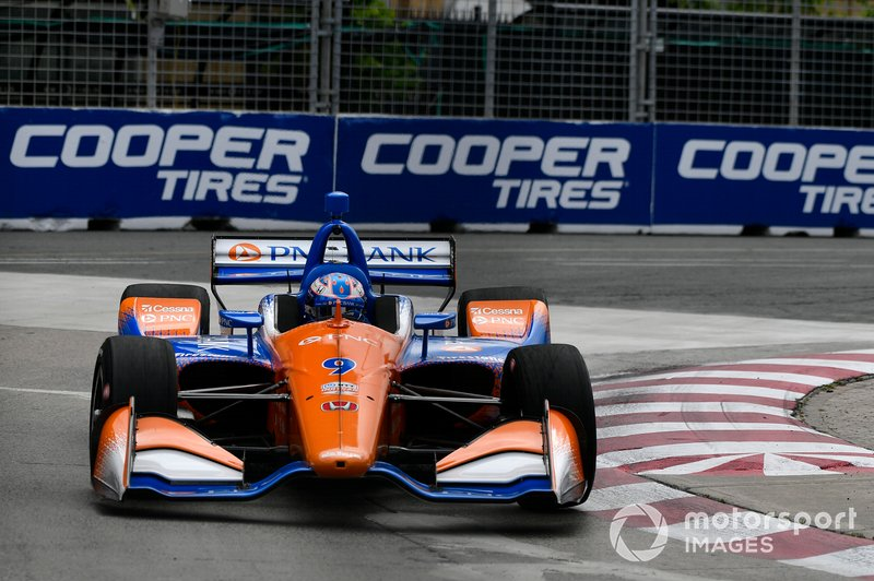2. Scott Dixon, Chip Ganassi Racing Honda