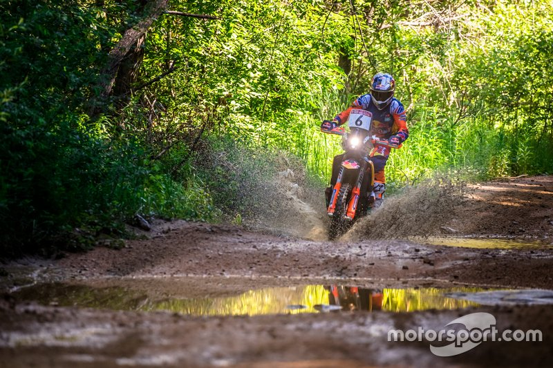 Sam Sunderland, Red Bull KTM Factory Team, KTM 450 Rally (6)