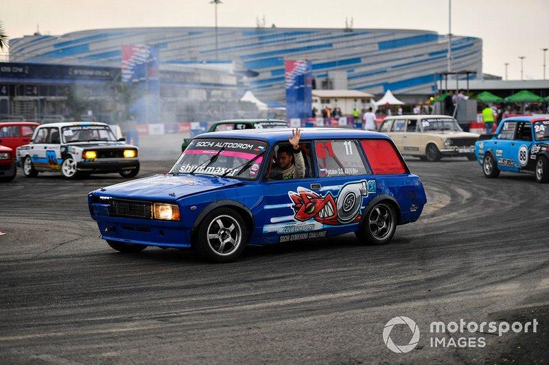 Sochi Autodrom Lada racing