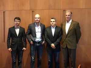 Reunião entre representantes do SuperBike Brasil e Confederação Brasileira de Motociclismo