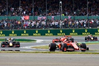 Шарль Леклер, Ferrari SF90, Макс Ферстаппен, Red Bull Racing RB15