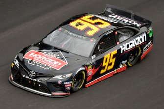 Matt DiBenedetto, Leavine Family Racing, Toyota Camry Horizon Transport