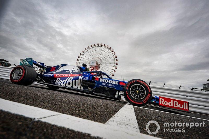 12 - Daniil Kvyat, Toro Rosso STR14