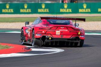 #90 TF SPORT - Aston Martin Vantage AMR: Salih Yoluc, Charles Eastwood, Jonathan Adam