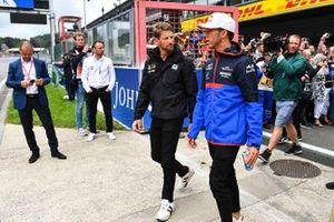 Romain Grosjean, Haas F1 Team, Pierre Gasly, Toro Rosso