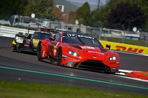 #90 TF Sport Aston Martin Vantage AMR: Salih Yoluc, Charles Eastwood, Jonathan Adam