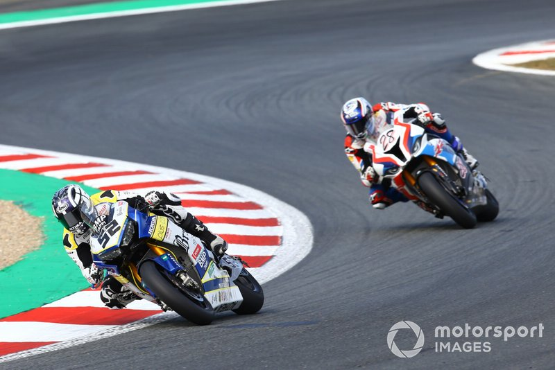 Alessandro Del Bianco, Althea Racing, Markus Reiterberger, BMW Motorrad WorldSBK Team