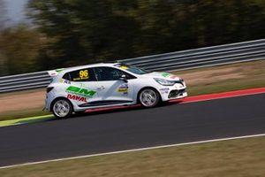 Bartłomiej Mirecki, Renault Clio IV Cup