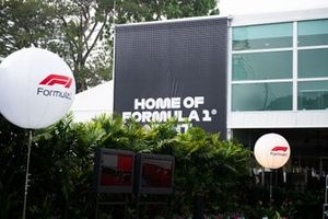 Paddock de Singapur