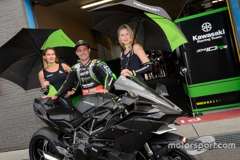 Het zware leven van World Superbike-rijder Haslam