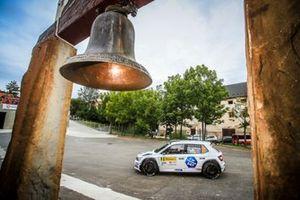 Chris Ingram, Ross Whittock, Skoda Fabia R5, Barum Czech Rally Zlin, FIA ERC