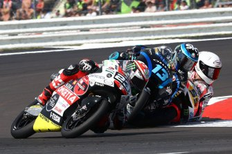 Romano Fenati, Team O crash