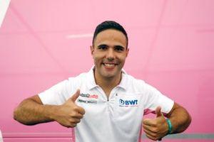 Race winner Dylan Pereira, Momo Megatron Lechner Racing