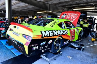 Brandon Jones, Joe Gibbs Racing, Toyota Supra Menards/Atlas