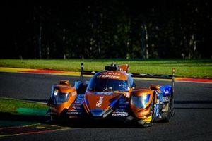 #26 G-Drive Racing Aurus 01 Gibson: Роман Русинов, Йоб ван Эйтерт и Жан-Эрик Вернь