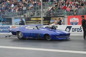 Дмитрий Саморуков, Chevrolet Camaro ProMod, SMP Racing