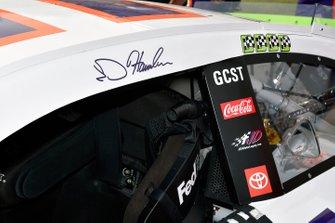 Denny Hamlin, Joe Gibbs Racing, Toyota Camry FedEx Ground