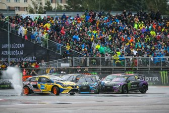 Anton Marklund, GC Competition, Andreas Bakkerud, Monster Energy RX Cartel, Liam Doran, Monster Energy RX Cartel