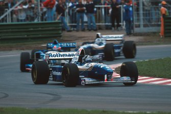 Damon Hill, Williams FW17