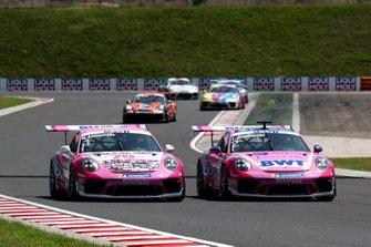 Michael Ammermüller, BWT Lechner Racing, Julien Andlauer, BWT Lechner Racing