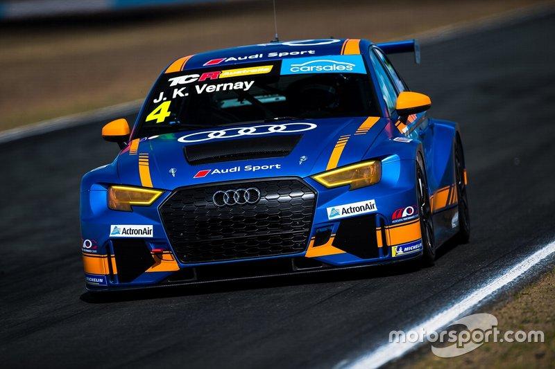 Jean-Karl Vernay, Melbourne Performance Audi RS 3 TCR