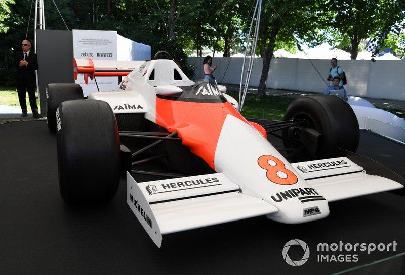 McLaren MP4/2 de 1984 de Niki Lauda