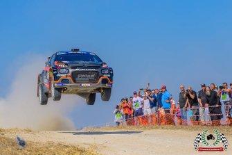 Alexey Lukyanuk, Alexey Arnautov, Sainteloc Racing, Citroen C3 R5