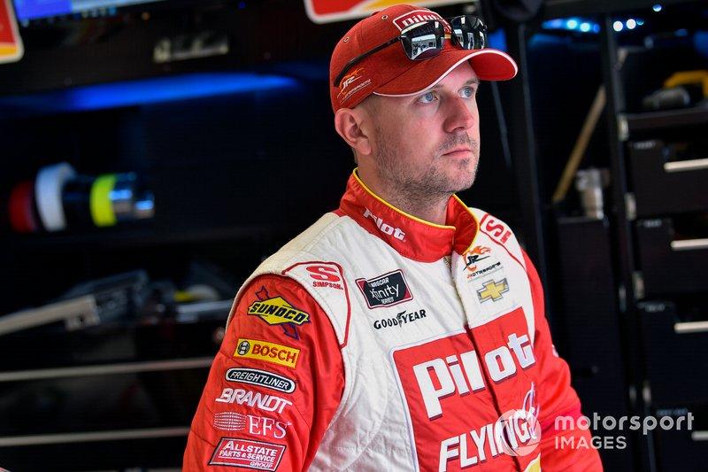 Michael Annett, JR Motorsports, Chevrolet Camaro Pilot Flying J